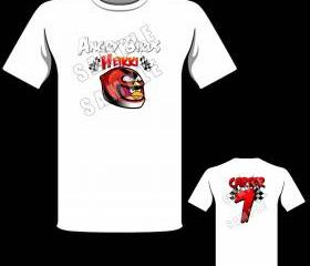 Angry Birds Heikki Personalized T-Shirt - Style 2
