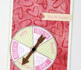 You're Sweet Greeting Card by The Leaf Studio. FREE shipping