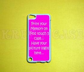 iPod touch 5 Case - Customized / Personalized iPad mini cover, iPod touch 5 Cases