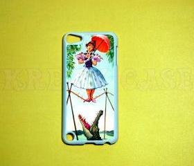 iPod Touch 5 Case,Haunted Mansion iPod touch 5 Cases, iPod touch 5G Cover,Case for iPod touch 5