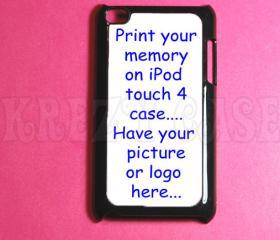 Ipod Touch 4 Case - Customized / Personalized Ipod 4G Touch Case, 4th Gen Ipod Touch Cases