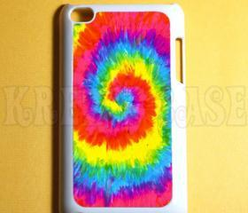 Ipod Touch 4 Case - Tie Die Ipod 4G Touch Case, 4th Gen Ipod Touch Cases