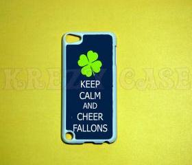 iPod Touch 5 Case,Keep calm and cheer fallons iPod touch 5 Cases, iPod touch 5G Cover,Case for iPod touch 5