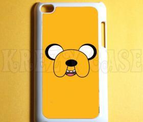 Ipod Touch 4 Case - adventure time jake Ipod 4G Touch Case, 4th Gen Ipod Touch Cases