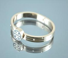 Tory Burch Inspired Bracelet