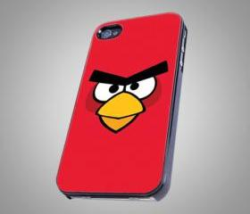 For iPhone 4/4S - Angry bird - on Hard Case