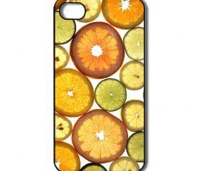 Fruits iPhone 4 /4s / 5 Case / Cover. Silicone Rubber / Hard Plastic