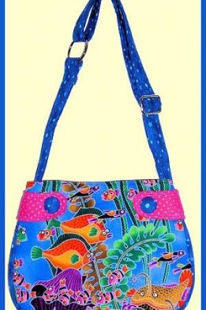 Sweet and Simple Purse Bag Pattern Easy and Fun