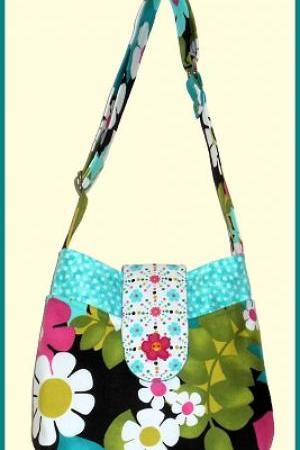 Donna's Purse Bag Pattern Easy and Fun