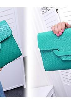 Women Lady Handbag Clutch Candy Baguette Evening handbag shoulder bags