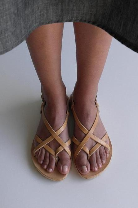 Worldwide Free Shipping - South Africa Hot Handmade Sandal