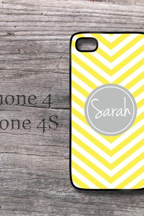 Personalized yellow iphone cover designer iphone cases grey monogram case case for