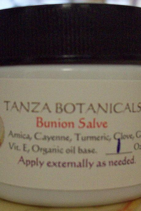 Bunion Salve 1 Oz