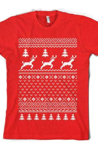 Christmas t shirt sweater funny shirt S-3XL