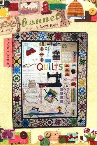 A Quilter's World Quilt Pattern from Bee in my Bonnet Entire BOM Pattern