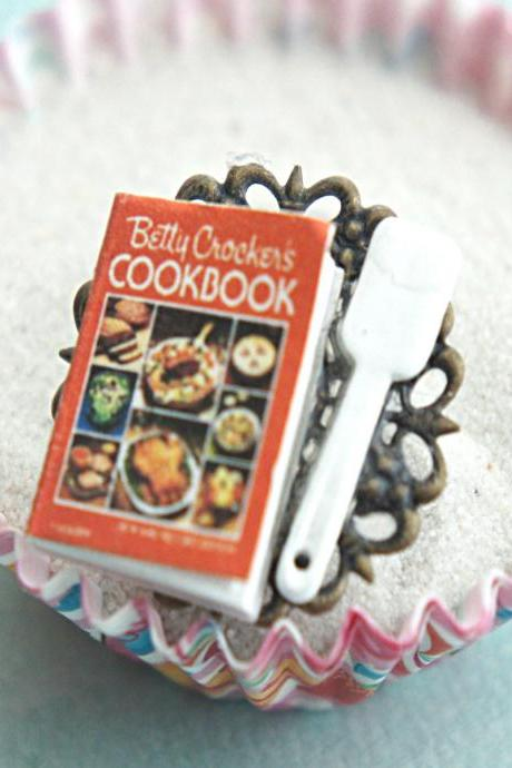 cookbook ring
