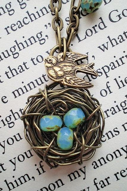 Sweet Nest Necklace