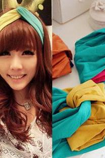 Fashion Hit Color Turban