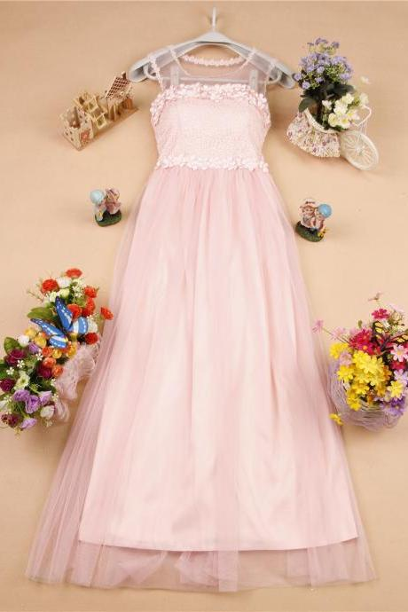 Good Fashion Women Long Evening Party Prom Bridesmaid Wedding Dress
