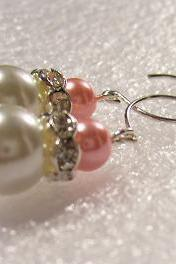 Elegant Paradies Pearl Earrings