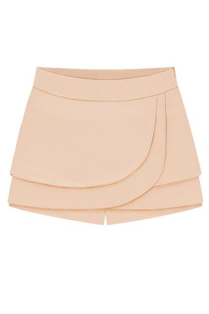 Fashion New High Waisted Shorts for Woman - Pink
