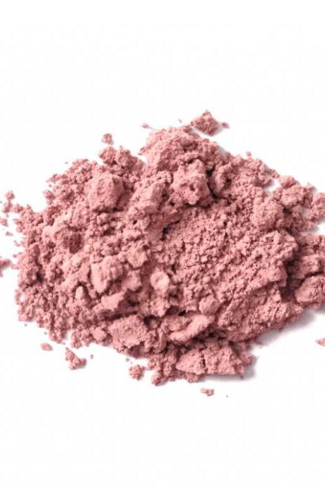 Peony - Light Rosy Pink Vegan Mineral Blush - Handcrafted Makeup