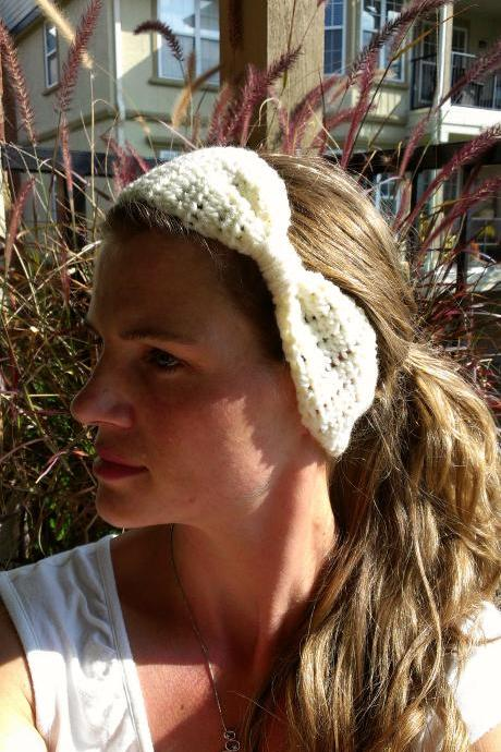 Crochet PDF Pattern Do Bop Darling Head Warmer