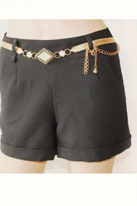 Elegant women's shorts