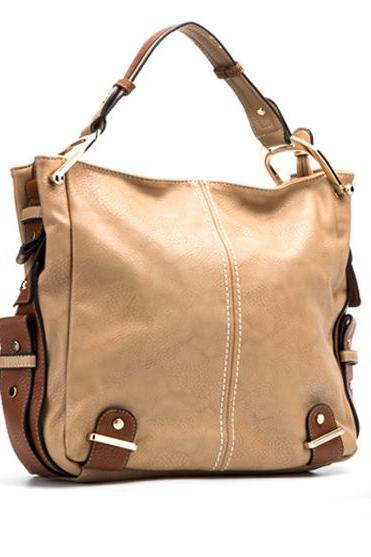 Beige Handbag. Tan Brown Handbag. Taupe Handbag. Leather Tote. Messenger Handbag. Leather Hobo. Leather Handbag. Satchel. Leather Purse. Fall-Winter 2014/2015 Handbags.