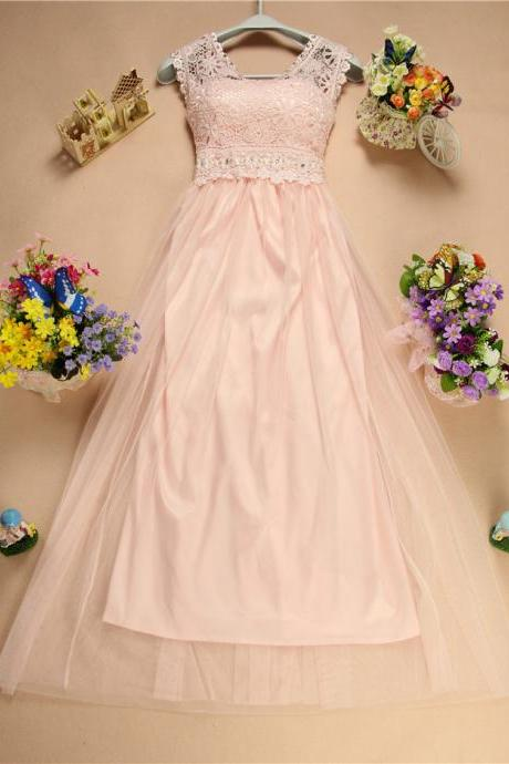 Nice Evening Party Prom Bridesmaid Wedding Long Dress
