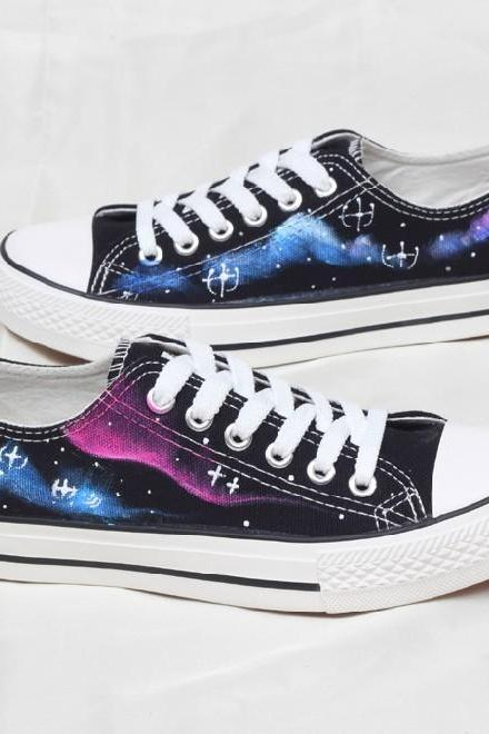 Harajuku Sky Canvas Shoes JCFB