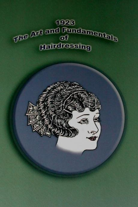 1920s Art of Hairdressing Create Vintage Flapper Hair-Dos 20s Hairstyles