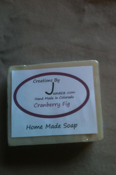 10 Large Bars - Home Made - Cold Process Soap - Handmade in Colorado!