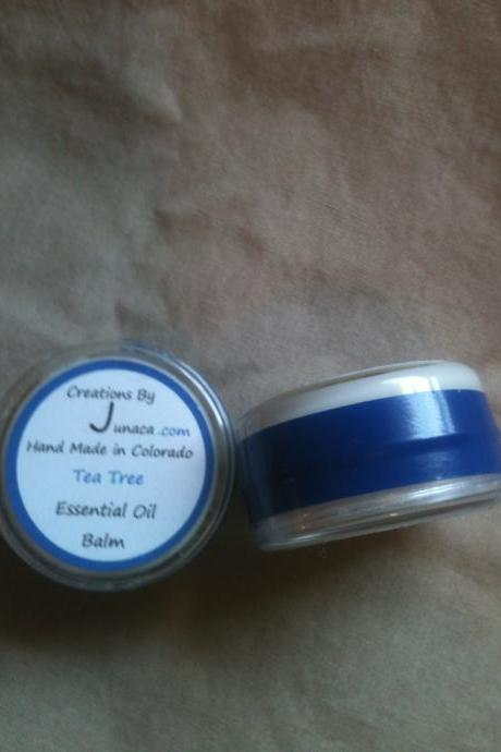 Tea Tree Speciality Balm - .Handmade in Colorado