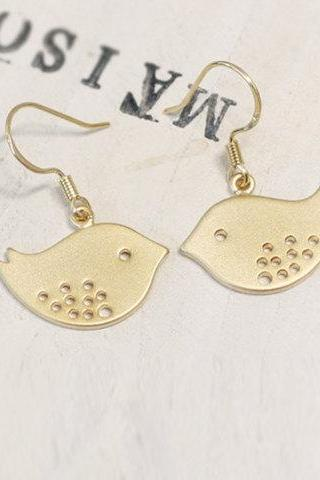 Lovely birds earring