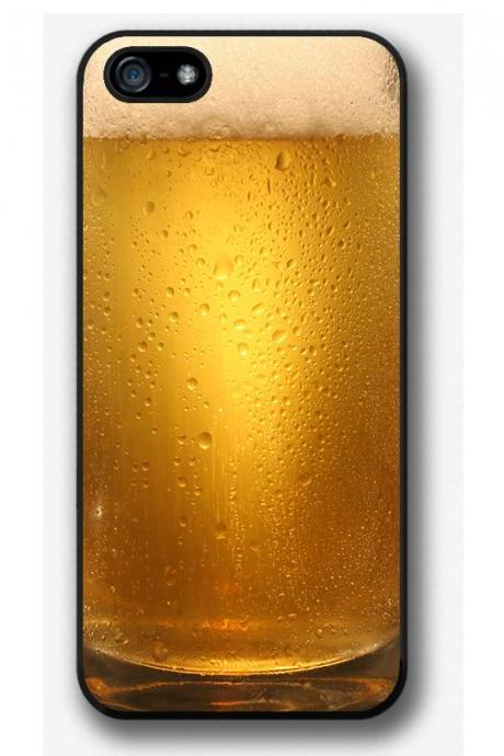 iPhone 4 4S 5 5S 5C case, iPhone 4 4S 5 5S 5C cover, Beer