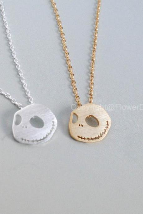 Jack Skellington Necklace