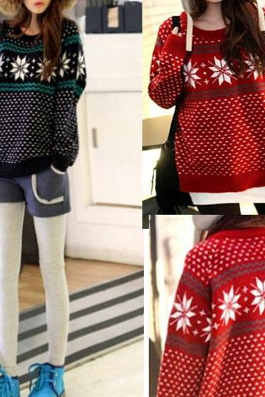 Sexy Lady Classical One Size Knitting Sweater