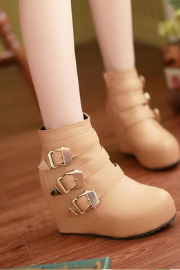 2013 years the New South Korean popular boot and major suit punk boots in increased Item: 97711567