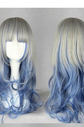 Harajuku Two Tone Gradient Wig