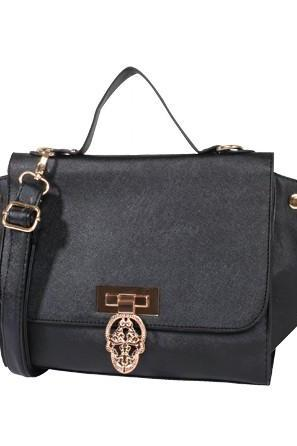 Vintage Skull Design Fashion Bag