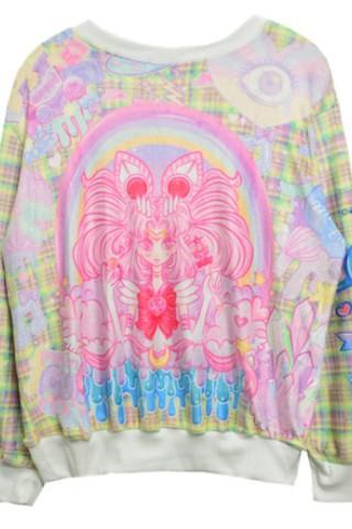 2014 Princess Kawaii Sweater