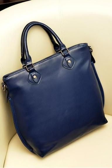 Glamour Girl Blue Hand Bag
