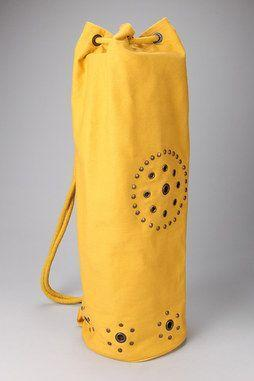 Chakra Rivet Yoga Mat Bag in SUNBURST