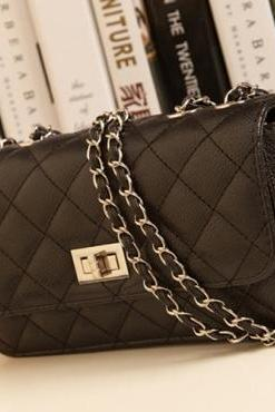 Chic Black Fashion Hand Bag