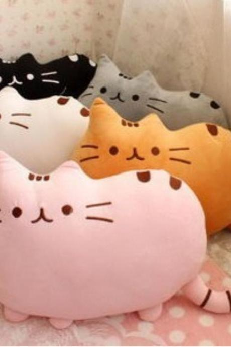 I am Pusheen the Cat cushion cute pillow decorate for sofa pusheen toys cat bedding home decors computer office chair