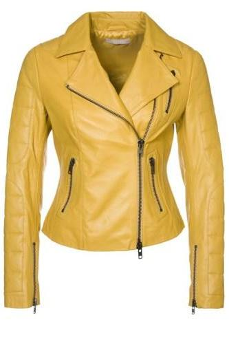 WOMEN LEATHER JACKET, REAL LEATHER JACKET