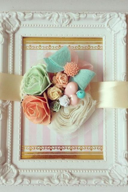 Wrist Corsage for Bridesmaid for wedding