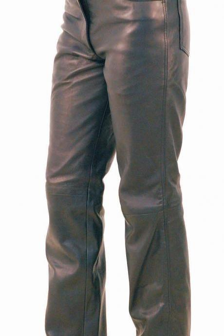Women leather pant, trouser for women