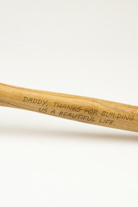 Personalized Hammer - Personalized gift - Daddys present Mans Cave